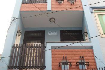 Cho thuê nhà 4 tầng, đầy đủ nội thất ngay đường Trần Quang Diệu, Quận 3, DT 150m2