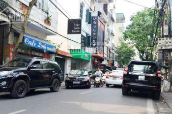 Chính chủ bán nhà 6.15 tỷ 1 mặt phố, 1 mặt ngõ rộng 10m, tại Yên Lạc, Vĩnh Tuy, 45m2x3T KD cực tốt
