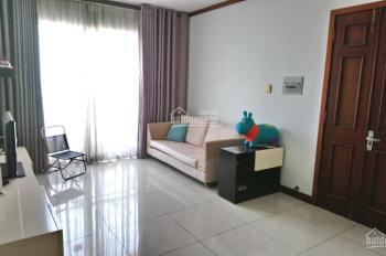 Cho thuê căn hộ Quốc Cường Gia Lai, Trần Xuân Soạn, Quận 7, 102m2, 3PN, giá thuê 12tr/th, full NT