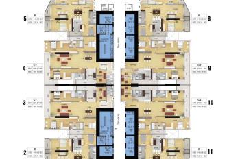 Cần bán gấp căn hộ 148m2, 3PN, view thành phố, CV Nghĩa Đô, tòa Discovery Complex 302 Cầu Giấy