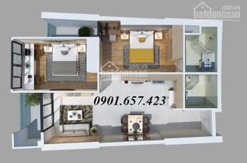 Bán căn hộ Gateway 2 PN giá 1.7 tỷ: LH 0901.657.423