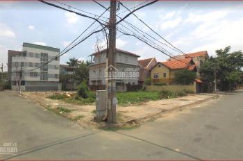Bán lô đất nền view sông KDC Bình Lợi, Q. Bình Thạnh. MT tiện kinh doanh, Giá chỉ 1.89tỷ/nền. SHR