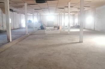 Cần cho thuê dài hạn kho xưởng mặt tiền đường Hương Lộ 2 thuộc phường Bình Trị Đông, quận Bình Tân