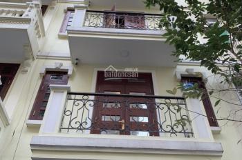 Cho thuê nhà riêng Nguyễn Văn Huyên, 70m2 * 5 tầng, mặt tiền 5m. Giá 28 triệu/th
