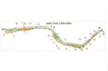 Bán đất phân lô khu sinh thái Cẩm Đình, Hiệp Thuận, giá cực tốt dành cho khách đầu tư