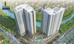 Cần bán gấp 2PN 74m2 Sunrise City View giá 3.3 tỷ nhà thô 0908113111