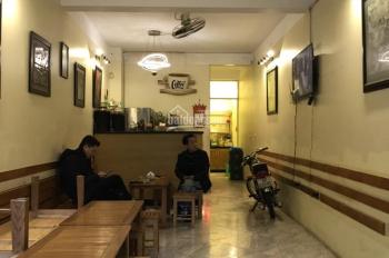 Cho thuê nhà mặt ngõ ô tô số 100 Trần Đại Nghĩa 50m2 x 2 tầng, MT 3,5m. LH: O946850055