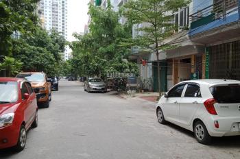 Nhà phố Khương Hạ, Thanh Xuân ô tô tránh VP đỉnh 66m2 xây 4 tầng MT 4m giá 6 tỷ LH 0868196626