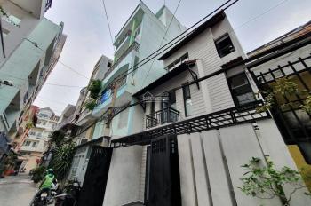 Cho thuê nhà HXH Tô Hiến Thành, Q.10 khu chợ thuốc 5.8*12,5m 3 tầng tiện kinh doanh, 55 triệu/th