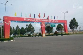 Bán lô đất kDC Bàu Bàng, Bình Dương giá 450tr, 5x20m, gần QL13. LH 0932062775 gặp Hoàng