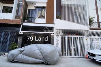 Bán nhà 3 tầng 3 mê đường bê tông 9m Hà Huy Tập để lại nội thất