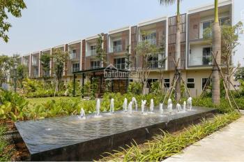 Gấp, cần sang nhượng gấp căn nhà phố 5,2x17m Palm City quận 2 giá thiện chí, view công viên, hồ bơi