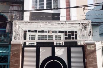 Bán nhà đường Nguyễn Thần Hiến, Phường 18, Q. 4, ngang 3,4mx18,3m, 62,4m2 1 trệt, 1 lầu nhà mới đẹp