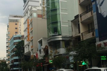 Bán nhà 4 tầng MT đường Lý Chính Thắng, phường 7, Quận 3. DT 4,05m x 15m có hẻm sau nhà 2,5m