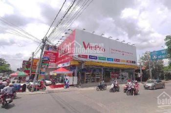 Cho thuê nhà góc 2MT Nguyễn Thị Tú, DT: 13m x 20m, Q Bình Tân