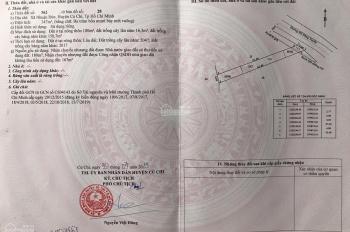 Chính chủ mặt tiền Đỗ Đăng Tuyển ngay ngã ba Nguyễn Thị Rành, cắt lỗ