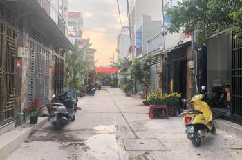 Kẹt tiền bán lỗ nhà 16/6/6 đường Số 9, sát Aeon Mall Tân Phú sầm uất