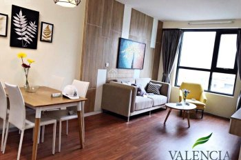 Căn hộ Valencia Garden ban công Đông Nam, view Biệt thự Vinhomes, 0% lãi suất + chiết khấu 5%