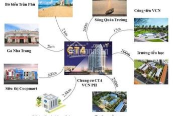 Cần bán căn hộ CT4 VCN Phước Hải - giá chỉ từ 1.2 tỷ - 2.2 tỷ - LH 0813838579
