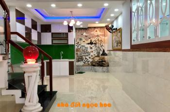 Bán nhà Quang Trung 4x15m Đúc 4.5 Tấm Giá 5,590tỷ Nay Giá Còn 5 Tỷ200 Tl Sổ Hồng Mới Chính Chủ