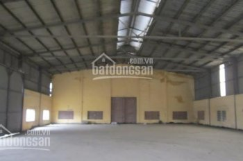 Cho thuê kho xưởng Giải Phóng - Thịnh Liệt, Hoàng Mai. DT 350m2, liên hệ 0963 376 379