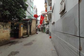 Nhà ô tô vào, có sân để ô tô, ngõ đường 19/5 ngay khu Văn Quán 78m2 giá chỉ 6,4 tỷ, mặt tiền 4m