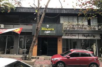 Cho thuê mặt bằng kinh doanh vị trí đẹp tại thành phố Hòa Bình