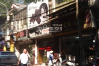 Bán nhà mặt phố Phạm Hồng Thái, Ba Đình kinh doanh cực tốt DT 64m2, giá 20 tỷ