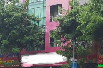 Cho thuê nhà mặt tiền Phan Xích Long 700m2 sàn, hầm + 5 tầng, phường 2, Phú Nhuận