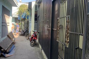 Bán nhà kiệt Trần Cao Vân 50m2 đất gác lửng đúc, giá 1,5 tỷ