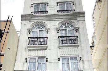 Bán khách sạn mặt tiền đường Calmette, P. Nguyễn Thái Bình Quận 1 hầm 7 lầu 34 phòng. Giá 175 tỷ