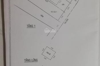Bán nhà riêng số 532/3 Lê Trọng Tấn - Tây Thạnh - Tân Phú - Tp.hcm
