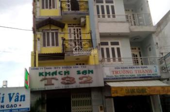 Bán khách sạn mặt tiền, số 16 Trần Thị Cờ (4.2*23) 5 lầu 13 phòng, Phường Thới An Quận 12 giá 10 tỷ