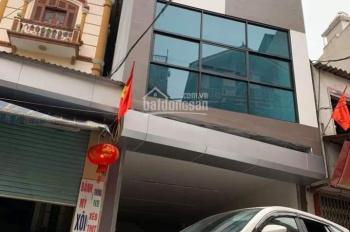 Chính chủ bán nhà mặt phố Lê Quang Đạo, DT 86m2, ô tô tránh, 5 tầng mới kiên cố, giá tốt nhất
