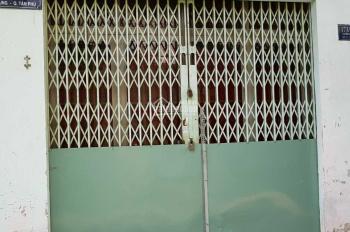 Chính chủ cho thuê nhà nguyên căn hẻm 173 đường Khuông Việt, Phú Trung, Tân Phú