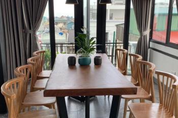 Cho thuê toà căn hộ 8 tầng đường Âu Cơ, Xuân Diệu, Tây Hồ, Hà Nội