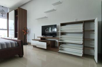 Cho thuê căn hộ mini full nội thất cao cấp 35m2 chỉ 8 triệu/ tháng tại Chung cư D-Vela quận 7