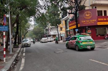Nhà phố Nguyên Hồng, 55m2, lô góc, 2 mặt tiền cực rộng