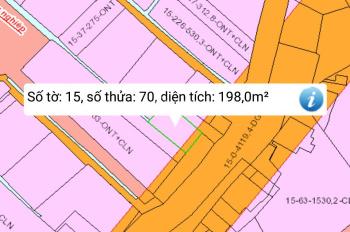 Kẹt tiền cần bán gấp lô đất MT Lý Thái Tổ, xã Phú Hội, giá đầu tư, LH: 0704487698