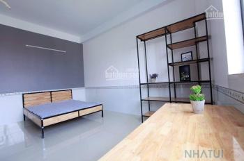 Cho thuê phòng mới quận 12, nội thất cơ bản, không chung chủ, cửa sổ, có bếp, đường Vườn Lài