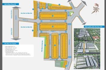 Chính chủ bán lô G12 dự án The Sun City 83.8m2, công chứng ngay