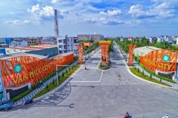 Cập nhật sản phẩm đất nền nhà phố KĐT Vạn Phúc Riverside, Hiệp Bình Phước, Thủ Đức LH 0905883487