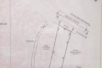Cần bán đất mặt tiền xây khách sạn thuộc đường Nguyễn Chí Thanh, phường 1, thành phố Đà Lạt