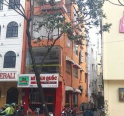 Cho thuê căn góc mặt tiền Nguyễn Trọng Tuyển, P2 Tân Bình. KC: 5 lầu, thang máy, giá 75 tr/tháng