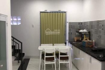 Bán nhà mới 2 tầng hẻm Dương Vân Nga - full nội thất - LH 0943182279