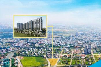 Cần tiền bán gấp căn hộ 2PN hướng Đông Nam view sông DT 81m2 tầng trung, giá 5.6 tỷ, LH 0938079289