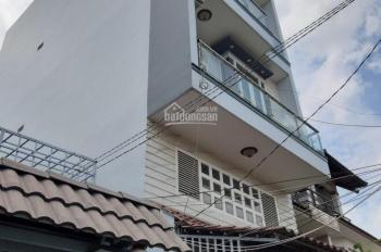 Bán nhà hẻm xe hơi, cách mặt tiền 30m, ngay Nguyễn Văn Đậu và Trần Bình Trọng, P5, Bình Thạnh