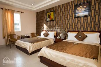 Bán gấp khách sạn 2 sao số 4 Hoàng Việt, TB. 14x20m, trệt, lửng, 5 lầu, ST gồm 30 phòng, 63 tỷ