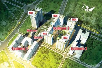 Mở bán đợt 2 chung cư Ecohome3 , phường Đông Ngạc , quận Bắc Từ Liêm