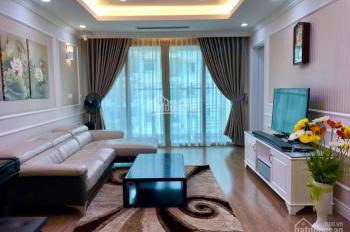 Cho thuê chung cư Vinhomes 56 Nguyễn Chí Thanh, 3 ngủ, 110m2, full nội thất nhập khẩu khẩu châu Âu